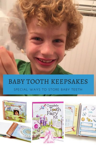 Baby Tooth Album Keepsakes(1)