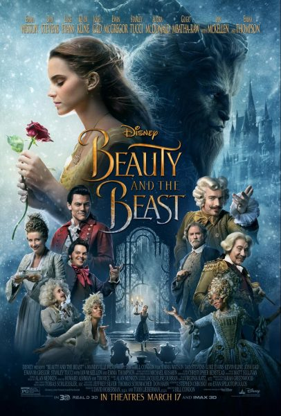 BeautyAndTheBeast movie poster