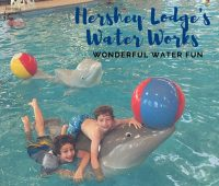 Hershey Lodge Water Works