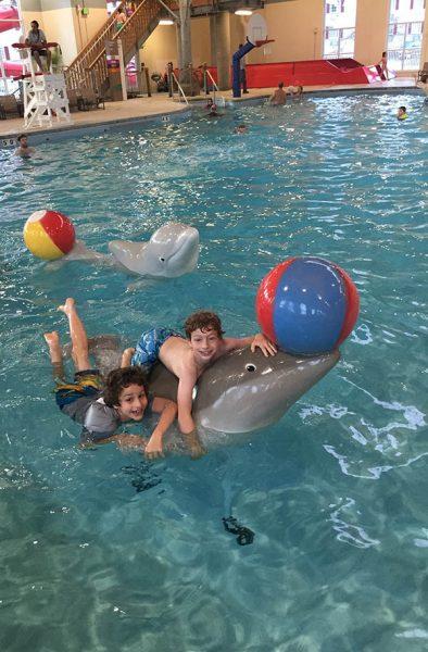 Hershey Lodge Water Works Reason to visit Hersheypark