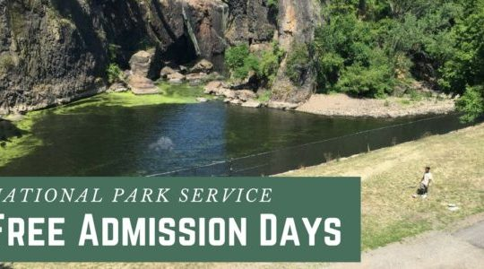 New Jersey National Park Service Free Admission Days