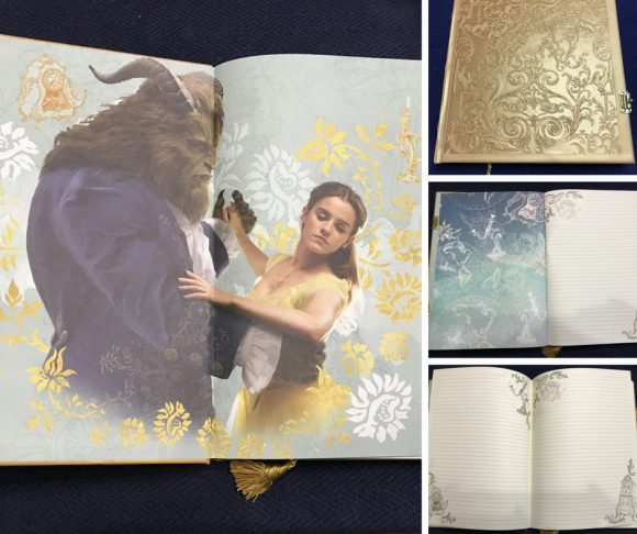 Beauty and the Beast Journal