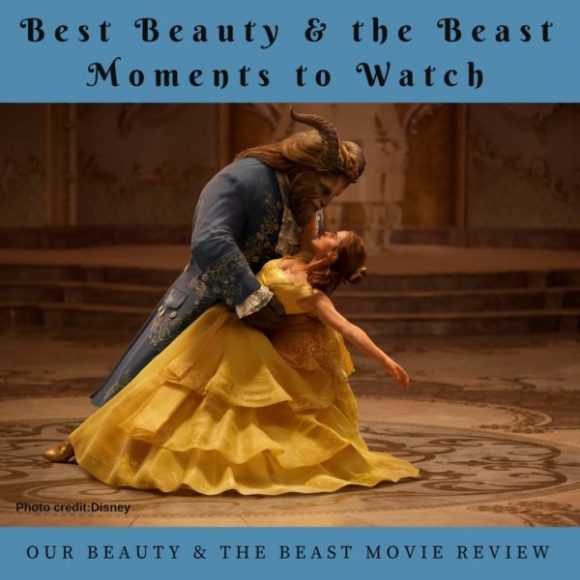 Best Beauty and the Beast Moments to Watch