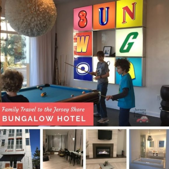 Bungalow Hotel, Long Branch Hotels