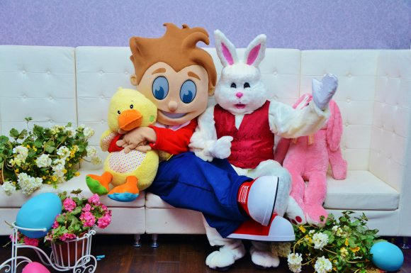 Iplay Sonny Bunny will be at iPlay America Easter Events