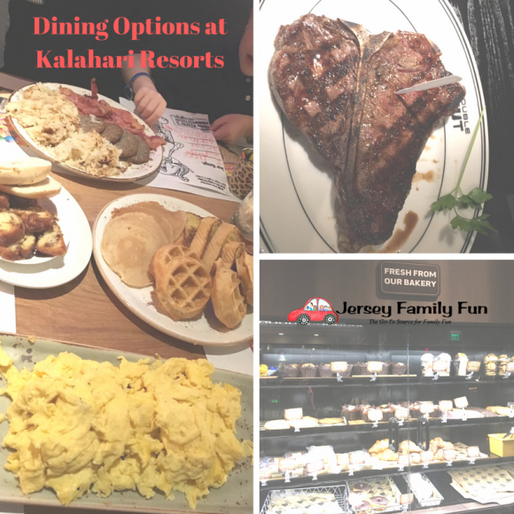 Kalahari Resort Restaurants Offer Dining Options For All