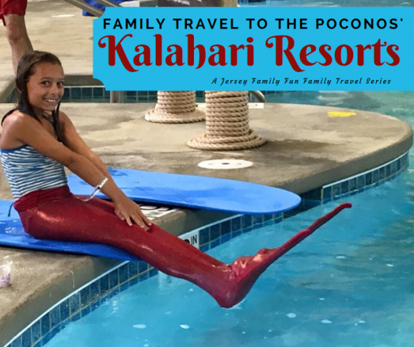 Family Travel to Kalahari Resorts in the Poconos family vacations
