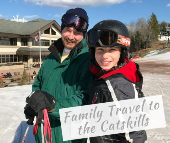 Family travel to the Catskills