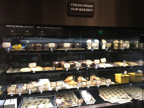 grab and go bakery at the Kalahari Resorts in the Poconos