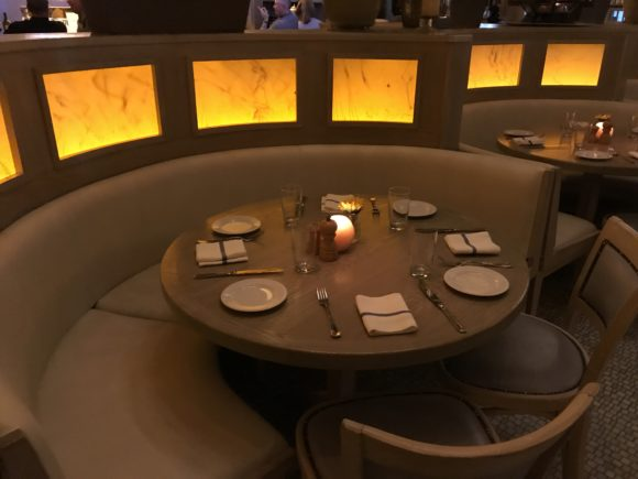 The Avenue Restaurant in Long Branch offers families a fine dining experience.