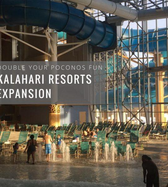 Kalahari Resorts Expansion Kalahari Resorts Waterpark Poconos