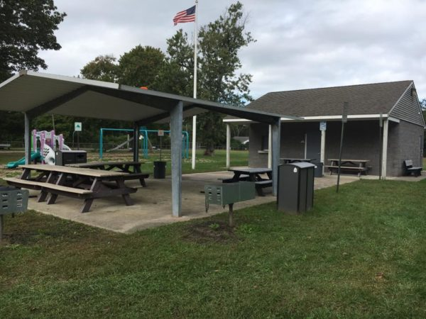 Pine Needle Park in Galloway, New Jersey, Atlantic County Parks & Playgrounds