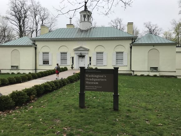 Washington's Headquarters Museum at Morristown National HIstorical Park