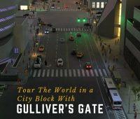 Gulliver's Gate, miniatures village New York City attraction