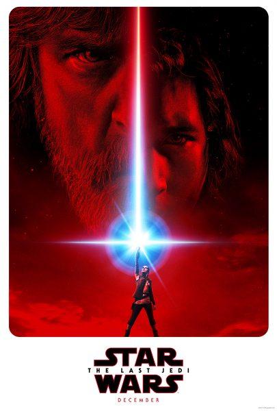STAR WARS THE LAST JEDI Movie Poster 10