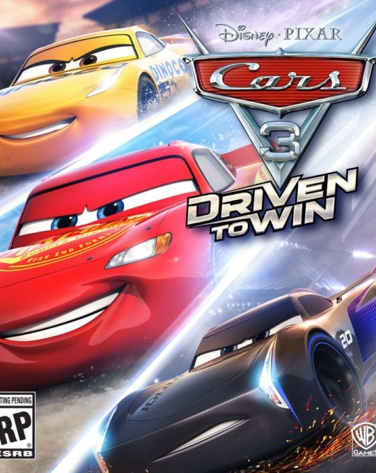 Cars 3: Driven to Win, the official video game for Cars 3 movie