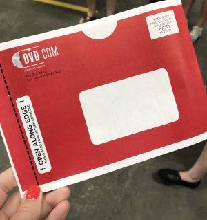Netflix DVD.com Hub in Orlando