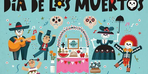 Children's Books about Day of the Dead Día De Los Muertos