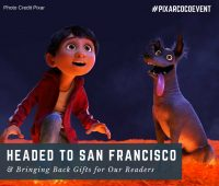Disney Pixar COCO movie #PixarCocoEvent main image