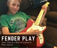 Fender Play online guitar lessons from Fender