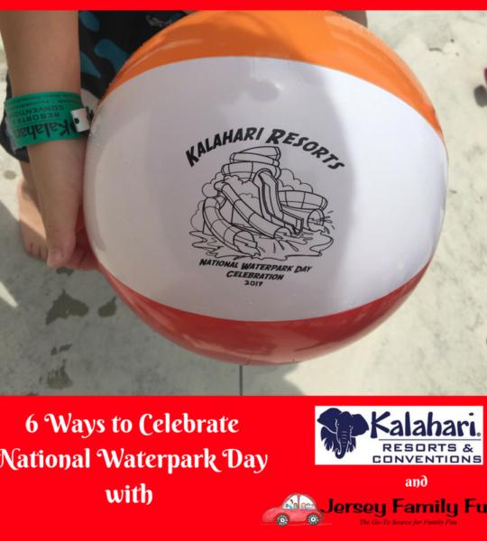 National Waterpark Day at Kalahari Resorts in the Poconos