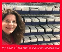 My Tour of the Netflix DVD.com Hub in Orlando