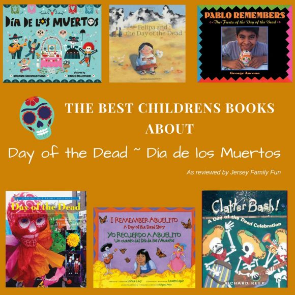 The Best Children's Books About Day of the Dead (Día de los Muertos)