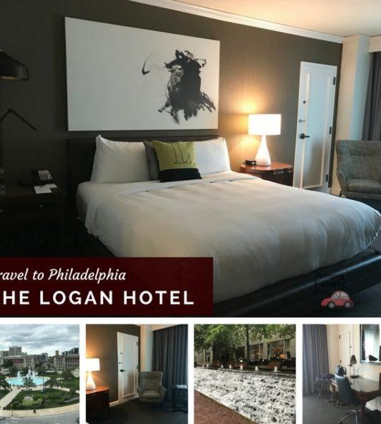 The Logan Hotel in Philadelphia Hotel Review