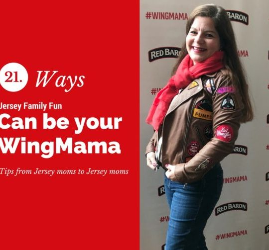 Ways Jersey Family Fun's Moms Can Be Your WingMama