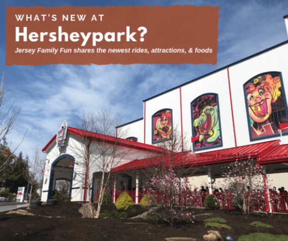 What's new at Hersheypark