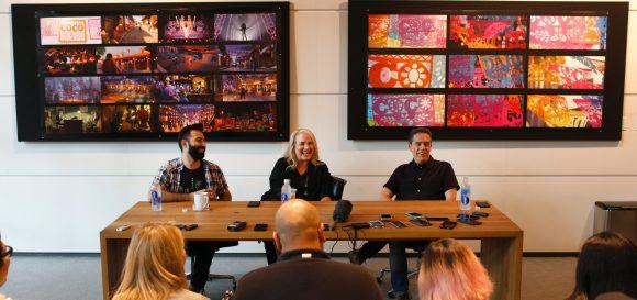 Disney Pixar Coco press conference