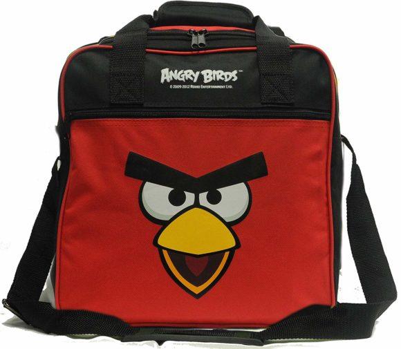 Ebonite Angry Birds Single Ball Bowling Bag