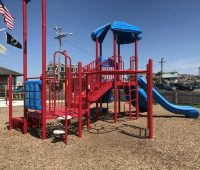 William L. Butler Park ~ Beach Haven Playground in Beach Haven, New Jersey Ocean County Parks & Playgrounds