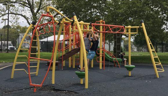 Dudley Grange Park in Camden New Jersey