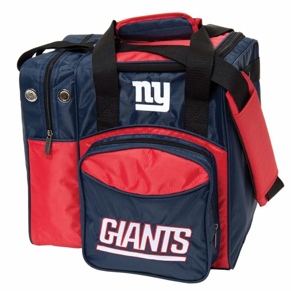 KR Strikeforce New York Giants Single Bowling Bag