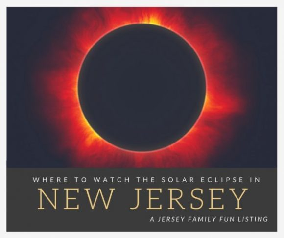 Where to Watch The Solar Eclipse in New Jersey