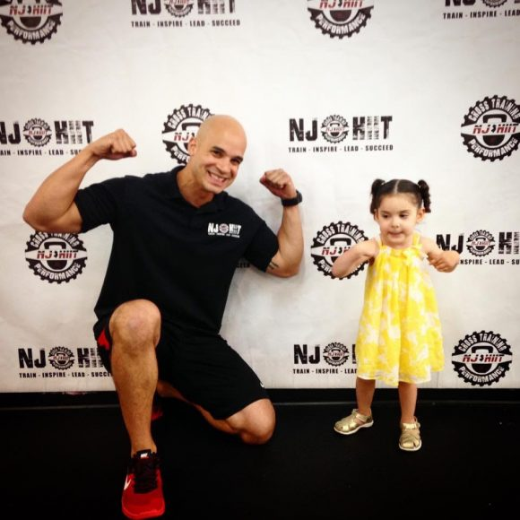 Izzy from Izzy's Infantry Fighting Pediatric Cancer and Spinal Trauma with Jose Soto Founder and Co-owner of NJKIIT