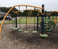 Childs-Kirk Memorial Park in Egg Harbor Township, New Jersey