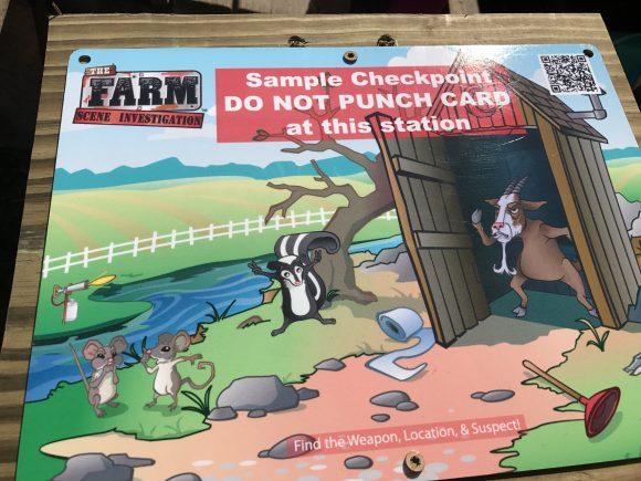 Sahl's Father Son Farm Farm Scene Investigation