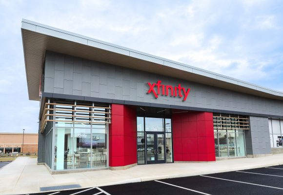 Xfinity storefront