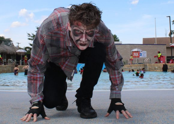 Halloween Horror at Sahara Sam's Waterpark
