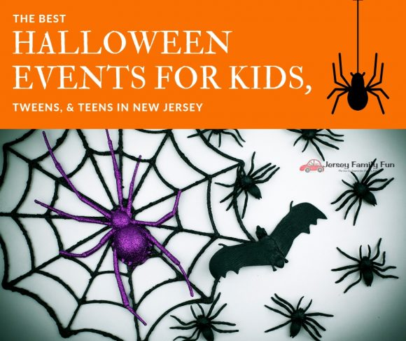 The Best Halloween Events for Kids in New Jersey