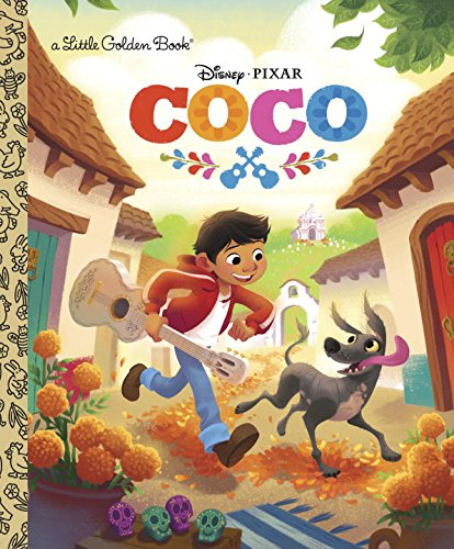 """COCO"" Little Golden Book"
