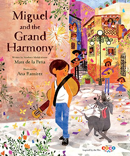 """Coco Miguel and the Grand Harmony"" Book"