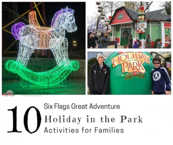 10 Six Flags Great Adventure Holiday in the Park Activities for Families (1)