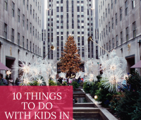10 Things to Do with Kids in NYC This Christmas