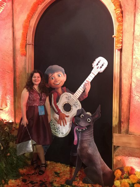 Red carpet premiere of Disney Pixar Coco