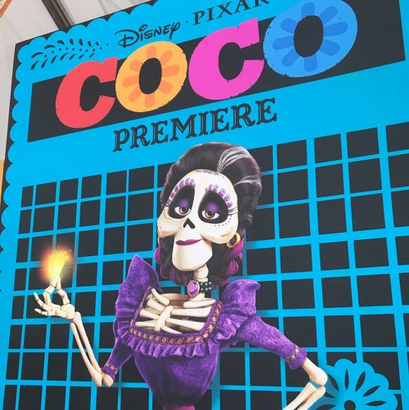 Alanna Ubach as Mamá Imelda in this Disney Pixar COCO