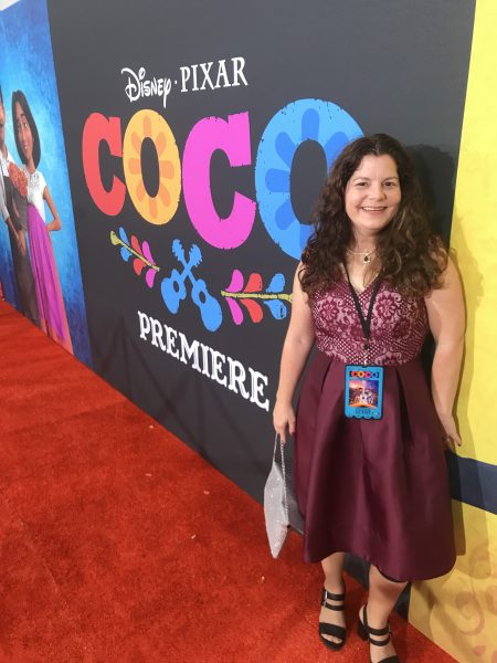 Red carpet premiere of Disney Pixar Coco