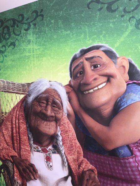 Disney Pixar COCO movie image